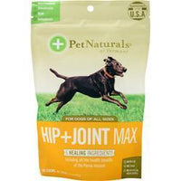 Buy Pet Naturals Of Vermont, Hip + Joint Max, For Dogs 60 chews at Herbal Bless Supplement Store