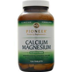 Buy Pioneer Calcium Magnesium at Herbal Bless Supplement Store