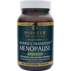 Buy Pioneer, Women's Transition Menopause, 60 tabs at Herbal Bless Supplement Store