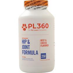 Buy PL360, Arthogen for Dogs, Beef & Cheese 250 tabs at Herbal Bless Supplement Store