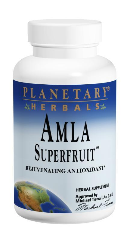 Buy PLANETARY HERBALS, Amla Superfruit™ 500mg, Tablets at Herbal Bless Supplement Store