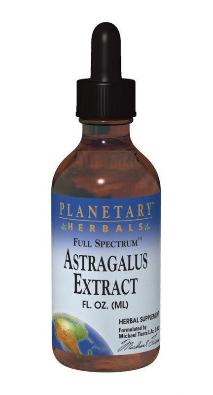 Buy PLANETARY HERBALS, Astragalus Extract Full Spectrum™, 1 oz at Herbal Bless Supplement Store