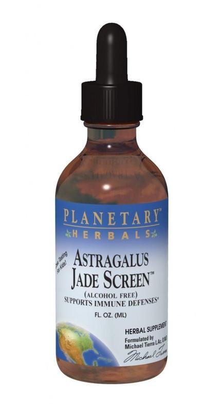 Buy PLANETARY HERBALS, Astragalus Jade Screen™ at Herbal Bless Supplement Store