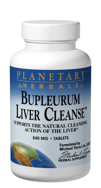 Buy PLANETARY HERBALS, Bupleurum Liver Cleanse™, Tablets at Herbal Bless Supplement Store