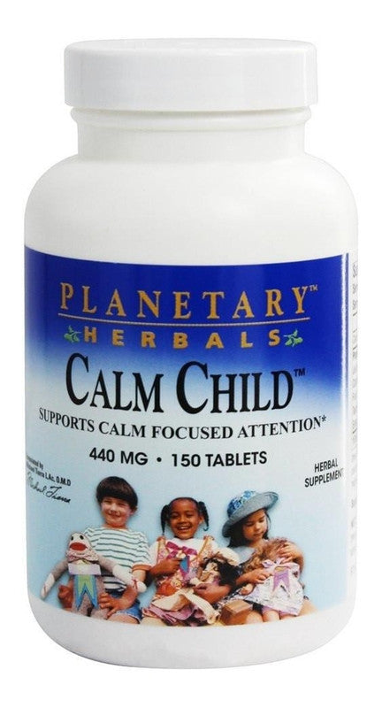 Buy PLANETARY HERBALS, Calm Child™, 150 Tablet at Herbal Bless Supplement Store