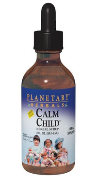 Buy PLANETARY HERBALS, Calm Child™ Herbal Syrup at Herbal Bless Supplement Store