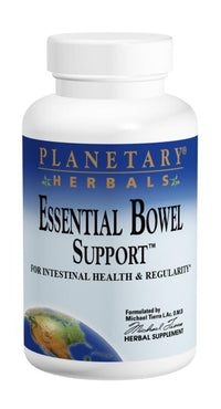 Buy PLANETARY HERBALS, Essential Bowel Support™, 120 tablet at Herbal Bless Supplement Store