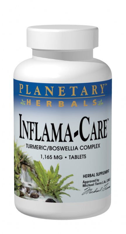 Buy PLANETARY HERBALS, Inflama-Care™, 120 tablet at Herbal Bless Supplement Store