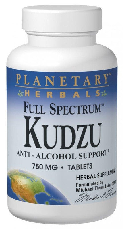 Buy PLANETARY HERBALS, Kudzu Full Spectrum™ 750mg, 240 tablet at Herbal Bless Supplement Store