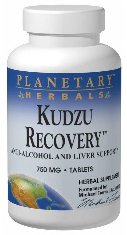 Buy PLANETARY HERBALS, Kudzu Recovery™, 60 tablet at Herbal Bless Supplement Store
