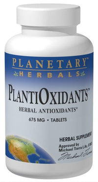 Buy PLANETARY HERBALS, PlantiOxidants™, 120 Tablets at Herbal Bless Supplement Store