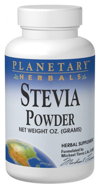 Buy PLANETARY HERBALS, Stevia Powder 316mg, 1.75 oz at Herbal Bless Supplement Store