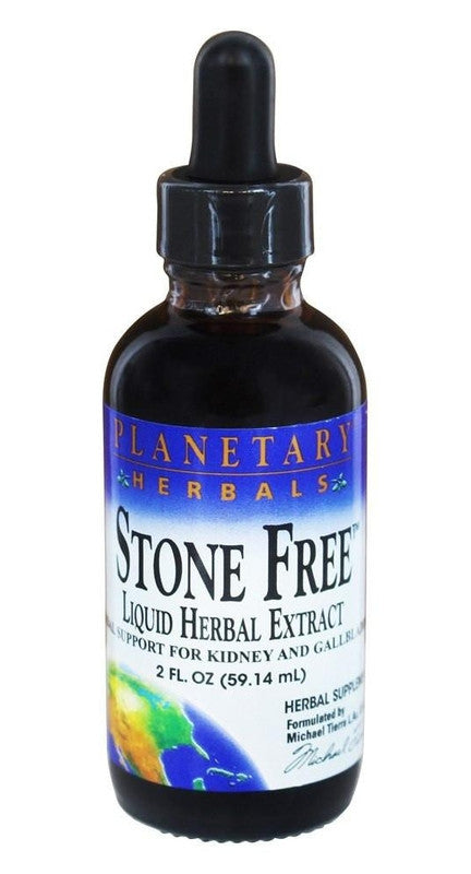 Buy PLANETARY HERBALS, Stone Free™, 2 oz at Herbal Bless Supplement Store