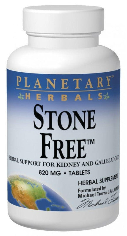 Buy PLANETARY HERBALS, Stone Free™, 270 tablet at Herbal Bless Supplement Store