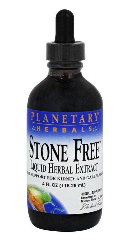 Buy PLANETARY HERBALS, Stone Free™, 4 fl oz at Herbal Bless Supplement Store
