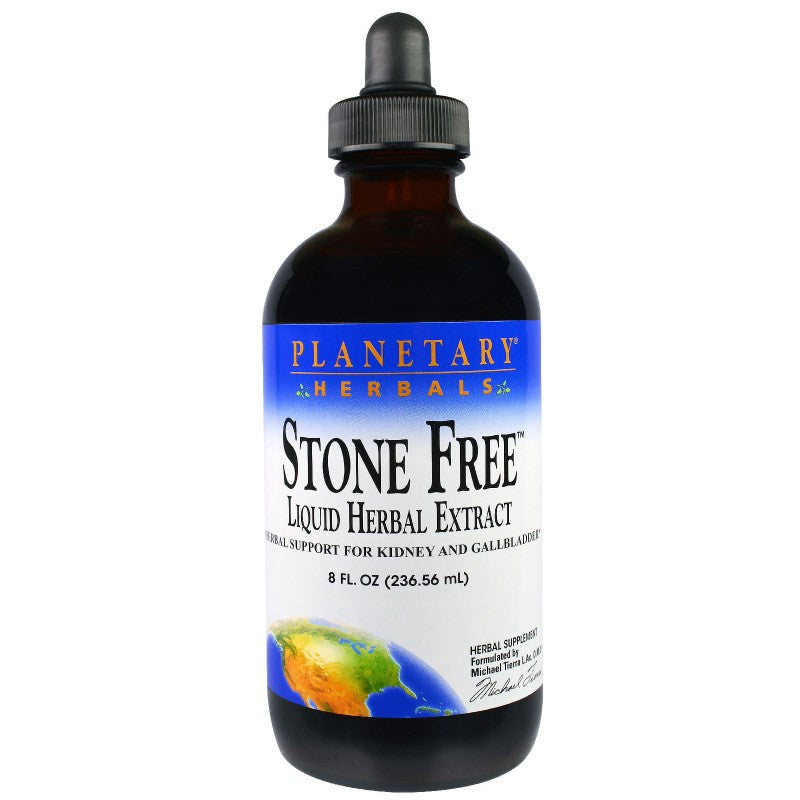 Buy PLANETARY HERBALS, Stone Free™, 8 oz at Herbal Bless Supplement Store