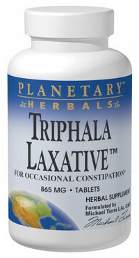 Buy PLANETARY HERBALS, Triphala Laxative, 120 capsule at Herbal Bless Supplement Store
