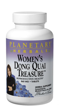 Buy PLANETARY HERBALS, Women's Dong Quai Treasure™, 60 tablet at Herbal Bless Supplement Store
