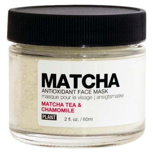Buy PLANT, Matcha Antioxidant Face Mask - Matcha Tea & Chamomile - 2 oz at Herbal Bless Supplement Store