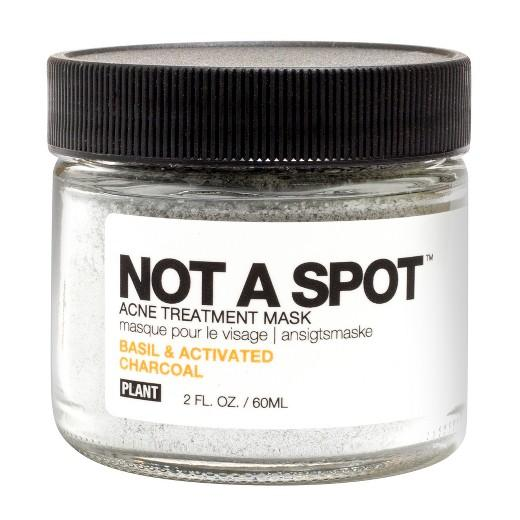 Buy PLANT, Not A Spot™ Acne Treatment Mask - Basil & Activated Charcoal - 2oz at Herbal Bless Supplement Store
