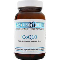 Buy Prescribed Choice CoQ10, Veg Caps 60 at Herbal Bless Supplement Store