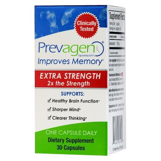 Buy Prevagen, Improves Memory Extra Strength Apoaequorin Capsules - 30ct at Herbal Bless Supplement Store