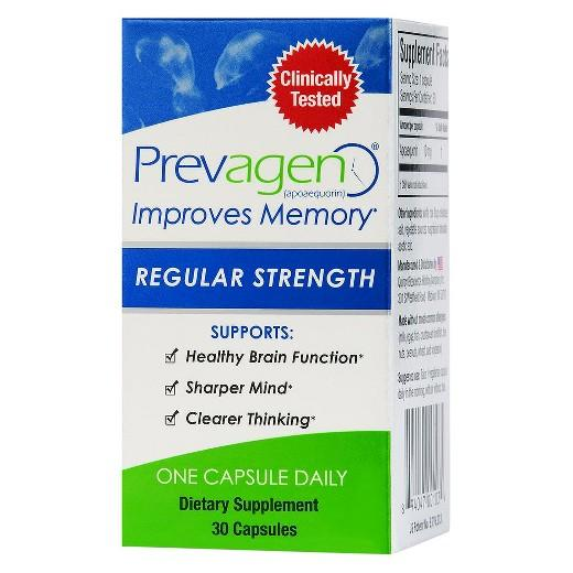 Buy Prevagen, Improves Memory Regular Strength Apoaequorin Capsules - 30ct at Herbal Bless Supplement Store