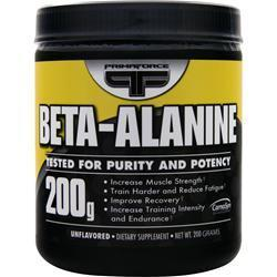 Buy Primaforce, Beta Alanine, Unflavored 200 grams at Herbal Bless Supplement Store