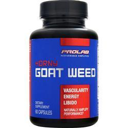 Buy ProLab Nutrition, Horny Goat Weed, 60 caps at Herbal Bless Supplement Store