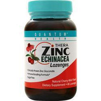 Buy Quantum,Thera Zinc Echinacea, 48 lzngs at Herbal Bless Supplement Store