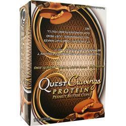 Buy Quest Nutrition, Quest Cravings - Protein, Peanut Butter Cups 12 count at Herbal Bless Supplement Store