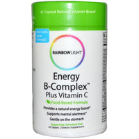 Buy Rainbow Light, Energy B-Complex, 45 tablet at Herbal Bless Supplement Store