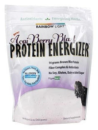 Buy Rainbow Light, Vegan Acai Berry Protein Energizer, 9.2 oz at Herbal Bless Supplement Store