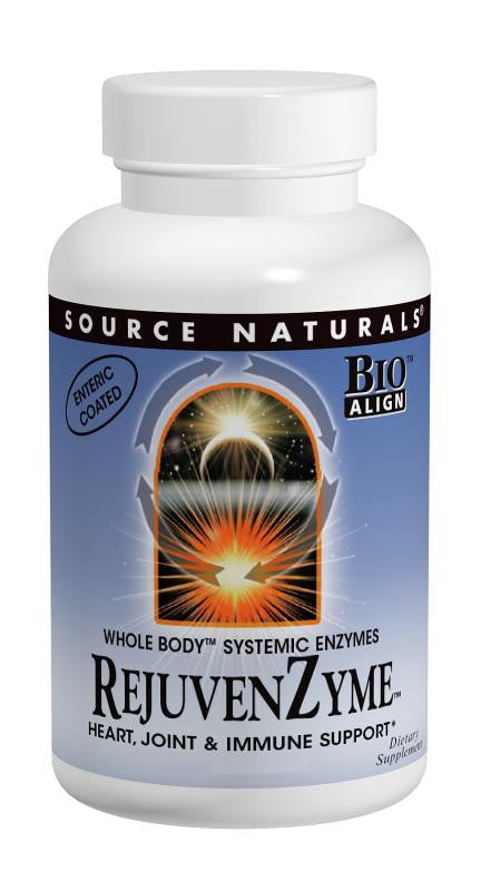 Buy RejuvenZyme™ Whole-Body™ Enzymes, 60 capsule at Herbal Bless Supplement Store