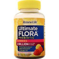 Buy Renew Life, Ultimate Flora Gummies at Herbal Bless Supplement Store
