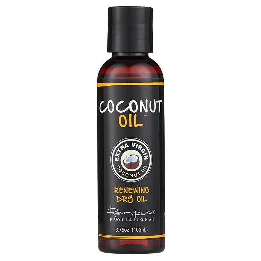 Buy Renpure, Coconut Oil Renewing Dry Oil - 3.75 Fl Oz at Herbal Bless Supplement Store