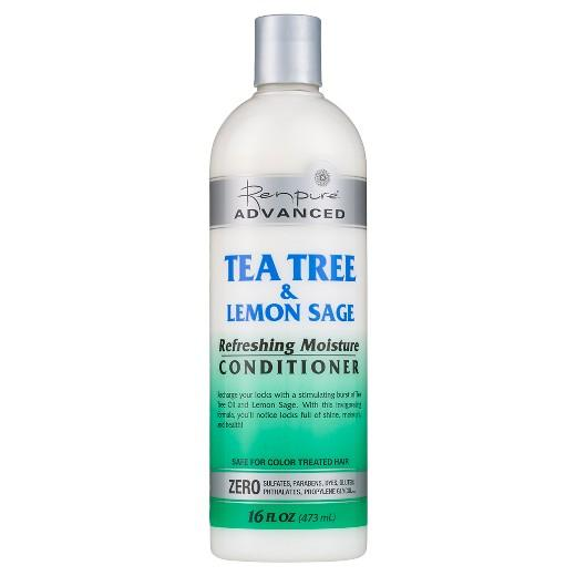Buy Renpure®, Advanced Tea Tree & Lemon Sage Refreshing Moisture Conditioner - 16oz at Herbal Bless Supplement Store
