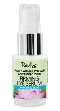 Buy Reviva Labs, Alpha Lipoic Acid VitC Ester & DMAE Firming Eye Serum, 1 oz at Herbal Bless Supplement Store
