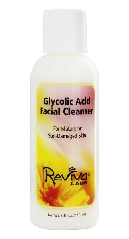Buy Reviva Labs, Glycolic Acid Cleanser, 4 oz at Herbal Bless Supplement Store