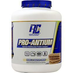 Buy Ronnie Coleman, Pro-Antium - Supreme Multifaceted Protein Complex at Herbal Bless Supplement Store