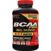 Buy SAN, BCAA Pro Reloaded (Titanium Standard) at Herbal Bless Supplement Store
