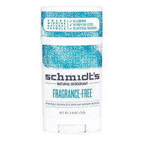 Buy Schmidt's, Natural Deodorant Fragrance Free 3.25 oz at Herbal Bless Supplement Store