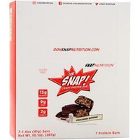 Buy Snap Nutrition, Ooh Snap! Crispy Protein Bar at Herbal Bless Supplement Store