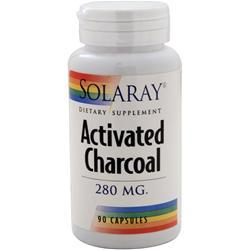 Buy Solaray, Activated Charcoal (280mg) at Herbal Bless Supplement Store