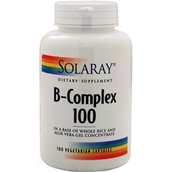 Buy Solaray, B-Complex 100 at Herbal Bless Supplement Store