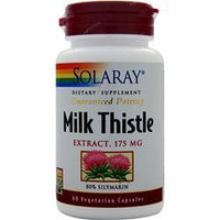 Buy Solaray, Milk Thistle Extract (175mg),60 vcaps at Herbal Bless Supplement Store