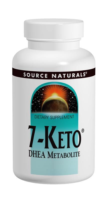 Buy Source Naturals, 7-Keto® DHEA Metabolite 100mg, 30 tablet at Herbal Bless Supplement Store