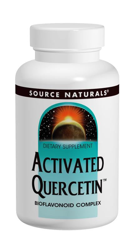 Buy Source Naturals, Activated Quercetin™, 50 capsule at Herbal Bless Supplement Store