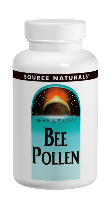 Buy Source Naturals, Bee Pollen 500mg, 100 tablet at Herbal Bless Supplement Store