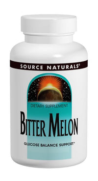 Buy Source Naturals, Bitter Melon 500mg, 60 capsule at Herbal Bless Supplement Store